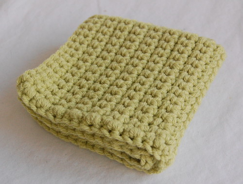 Dishcloth made by Amy
