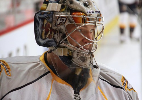 Pekka Rinne / Nashville Predators