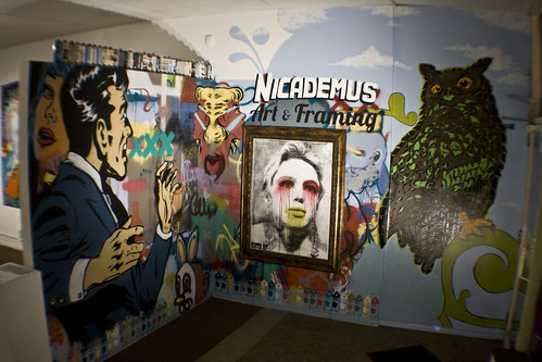Nicademus Art and Framing