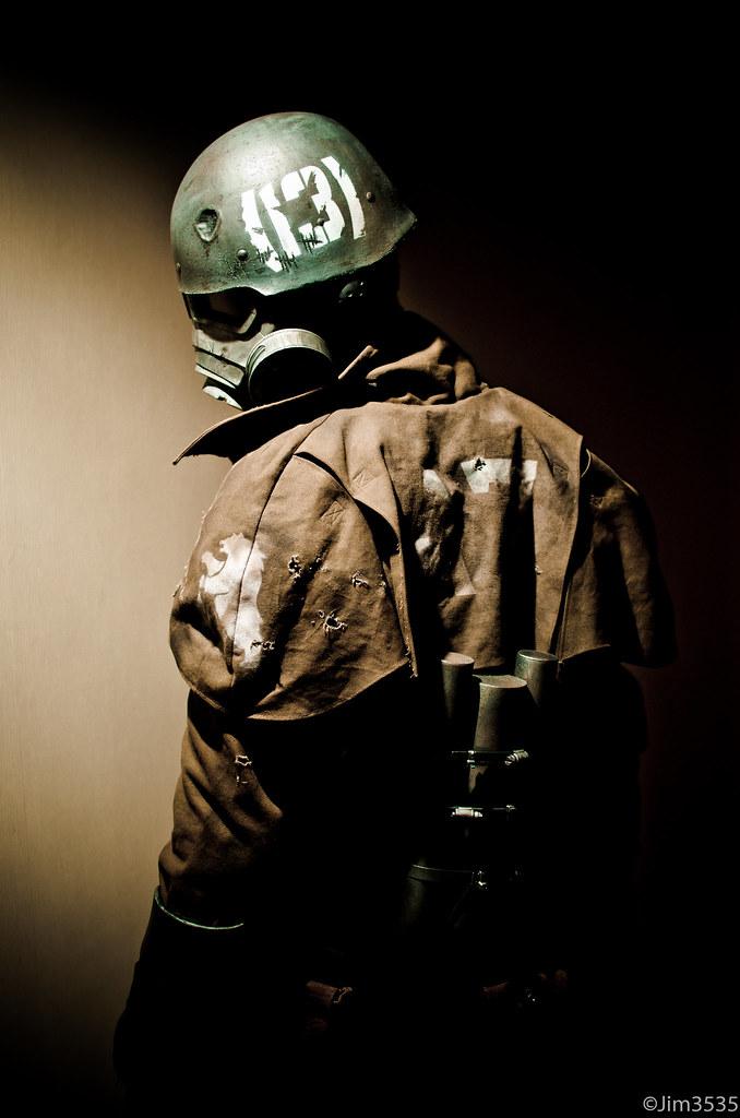 Armadura de Ranger Veterano (Fallout New Vegas)