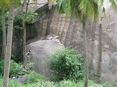 20090727_G9_IMG_2949 (Gogolcat) Tags: india climbing ramanagaram