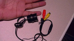Backup Reverse Camera Review DP DBC366 Keyhole Size Booya Gadget