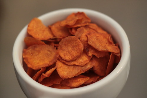 Dehydrated Spicy BBQ Sweet Potato Chips Yam Sweet Potato Preserving Recipes