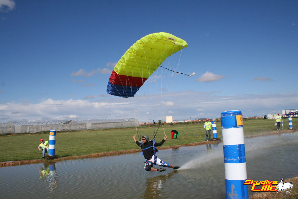 Skydive Lillo Tags Canopy Swooping