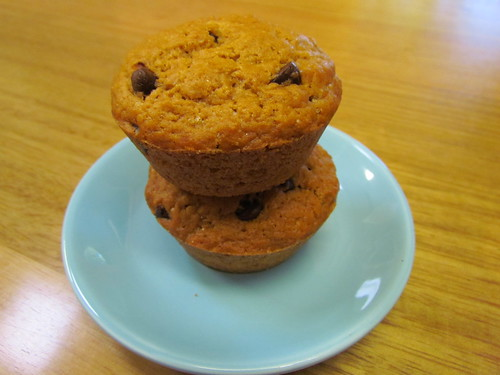 Coffee Chip Muffins