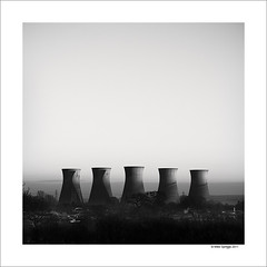 Willington Power Station 4 (Mike. Spriggs) Tags: willingtonpowerstation
