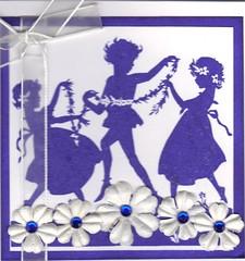 dancing 1 (joy1223) Tags: prima versafine ha2011stamps