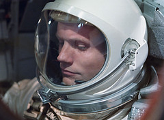 1965 ... Neil Armstrong- Gemini 8 (x-ray delta one) Tags: willieley chesleybonestell wernervonbraun vintage scifi tomorrowland space outerspace nasa lifemagazine illustration aerospace mars astronaut worldoftomorrow magazineillustration spaceexploration thefuture robertmccall spacerace cccp saturnv apollo gemini mercury vostok skylab soyuz mir cosmonaut 1950s 1960s capekennedy capecanaveral originalseven atlas titan redstone cm csm lm lem sts spaceshuttle iss gemini8 neilarmstrong
