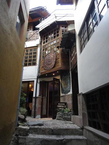 Gringo Bill's Hotel in Aguas Calientes