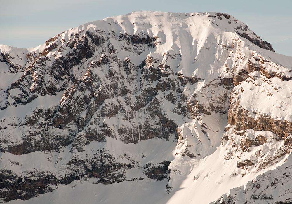 montañas de Pineta