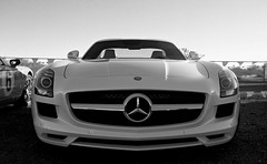 Mercedes Benz SLS AMG (agup627) Tags: arizona blackandwhite bw white black ford face sport germany emblem mercedes benz mirrors grand az super headlights front grill bumper german mercedesbenz hood gran headlight scottsdale gt straight luxury mb supercar steele sls amg russo valet 300sl gullwing gt40 tourer leicht agressive headon melcher headonview aufrecht grandtourer worldcars russoandsteele grantourer grosaspach aufrechtmelchergrosaspach grossaspach superleichtsport aufrechtmelchergrossaspach