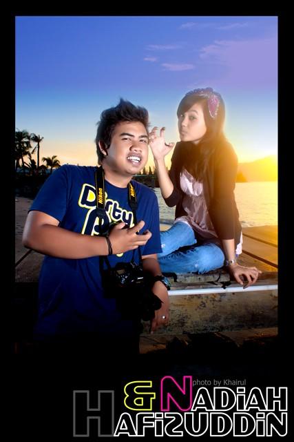 Hafizuddin & Nadiah