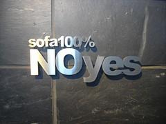 sofa NOyes at aoyama