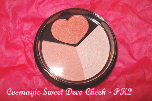 Cosmagic Sweet Deco Cheek PK2