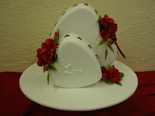 Valentines Day Cake 2010