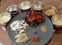 Spice Galore for Shevbhaji