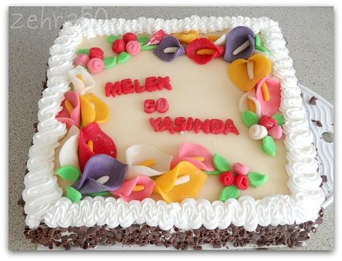 cicekli pasta by zehra50mutfakta