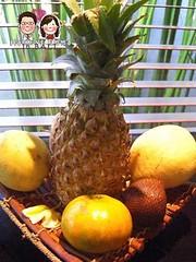 villa內的水果