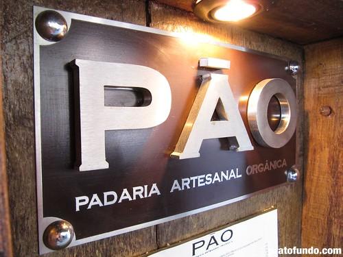 PAO: Padaria Artesanal Orgânica
