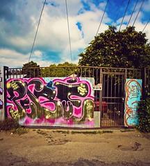 persue, kyze () Tags: bunny graffiti tv los angeles kitty letter msk seventh cod tvc suk persue tsl tv25 t7l kyze