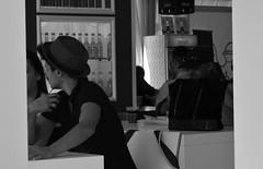 Salone del Gusto 2016 (60) (Pier Romano) Tags: salone gusto torino 2016 piemonte italia italy cibo food ragazzo boy cappello hat bnw blackandwhite biancoenero monocromo monochrome sapori nikon d5100 parco valentino centro citt city specialit tradizioni terra madre gastronomia mercato slow cucina
