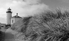 Coquille River Light (eikonologos.images) Tags: coquille river lighthouse oregon myfujifilm