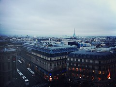 paris on my iphone today