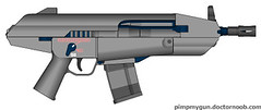 T43 SMG (hawkpmg) Tags: gun military smg warfare maching