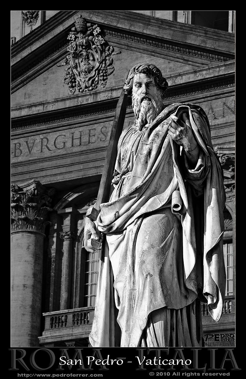 Rome - Saint Peter's Basilica - Vatican City