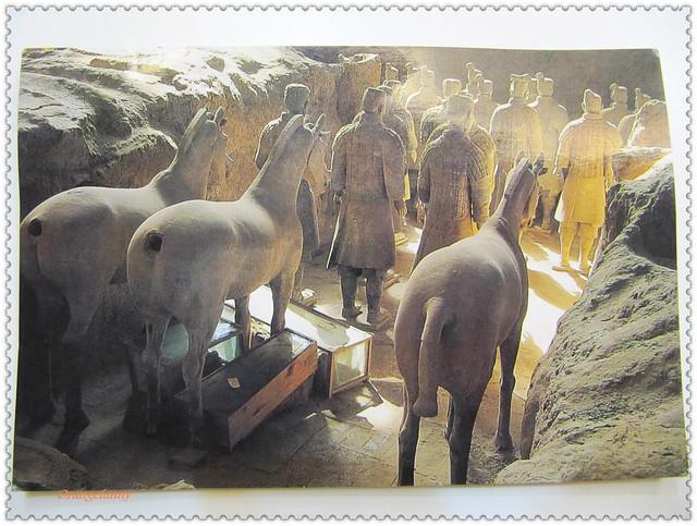 110113 來自西安的明信片