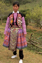 vietnam - ethnic minorities (Retlaw Snellac Photography) Tags: travel people photo image tribal vietnam tribe ethnic minority hmong
