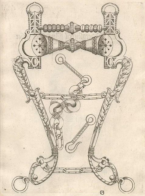 Pferdegebisse by Mang Seuter, 1614 (3)