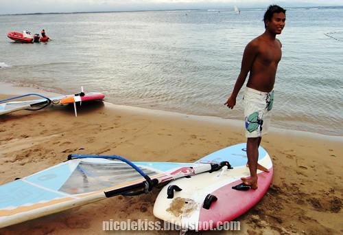 windsurf teacher