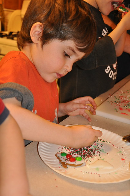 cookie decorating fun!