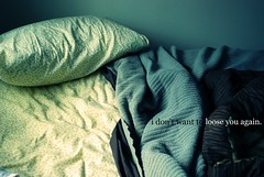 (a.n.decker photography) Tags: bed quote saying sheets pillows covers blankets