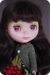 Bright Eyed Beauty