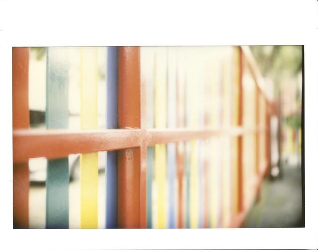 Using Fujifilm Instax Instant Film with Mamiya Medium format