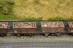 Wibdenshaw scrap train