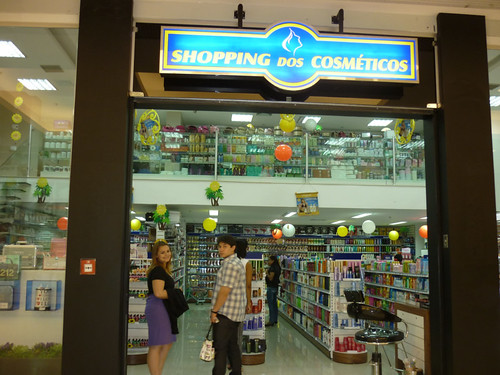 Shopping dos Cosméticos - Taguá Shopp