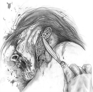 Zombie Dissection: Ear