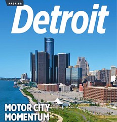 Detroit Feature in Delta's Sky Magazine