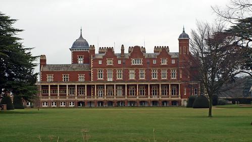 Babraham Hall