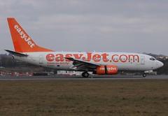 easyJet Boeing 737-700
