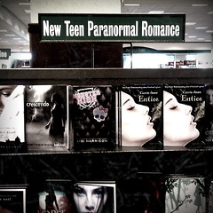 New teen paranormal romance