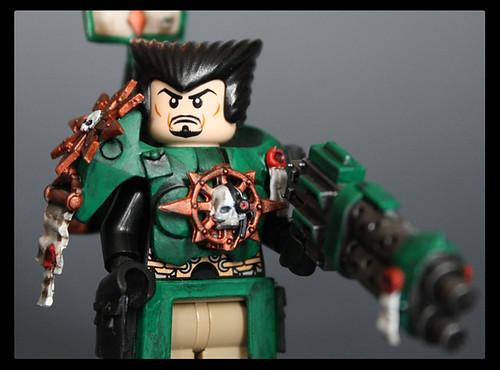 Custom minifig Korgar