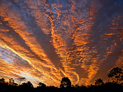 Heart of Gold.jpg (dazza17 - DJ) Tags: sunset sky downs au australia qld sunshinecoast scapes sippy seinna sippydowns daryljames dazza17