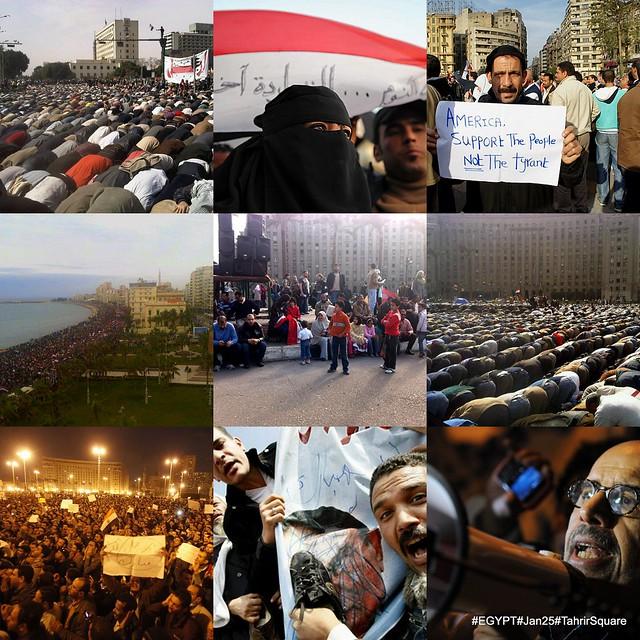 #Egypt Rising
