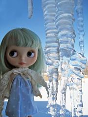owl icicle