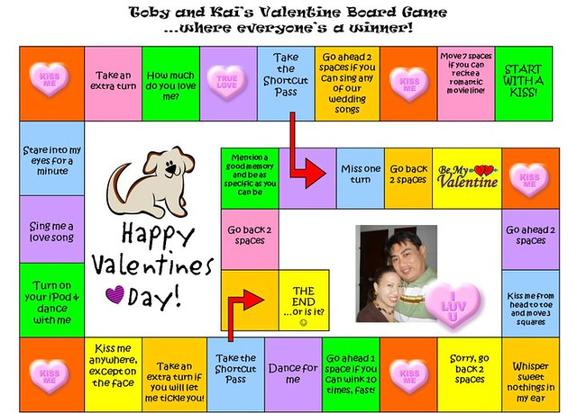 kai and toby valentine board game