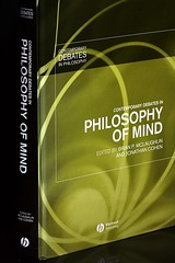 contemporary debates in philosophy of mind